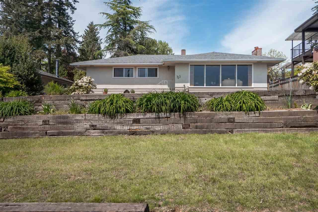 Main Photo: 753 EDGAR Avenue in Coquitlam: Coquitlam West House for sale : MLS®# R2405339
