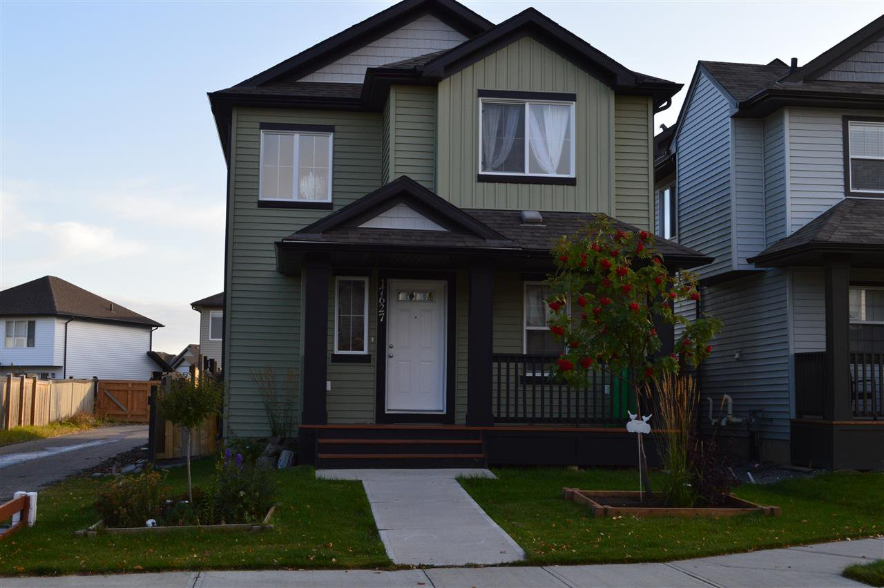 Main Photo: 17627 6 Avenue in Edmonton: Zone 56 House for sale : MLS®# E4176679