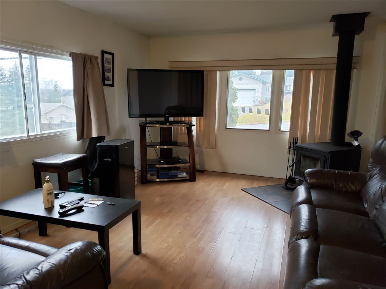 Main Photo: 7454 IRENE Road in Prince George: Lafreniere Manufactured Home for sale (PG City South (Zone 74))  : MLS®# R2419385