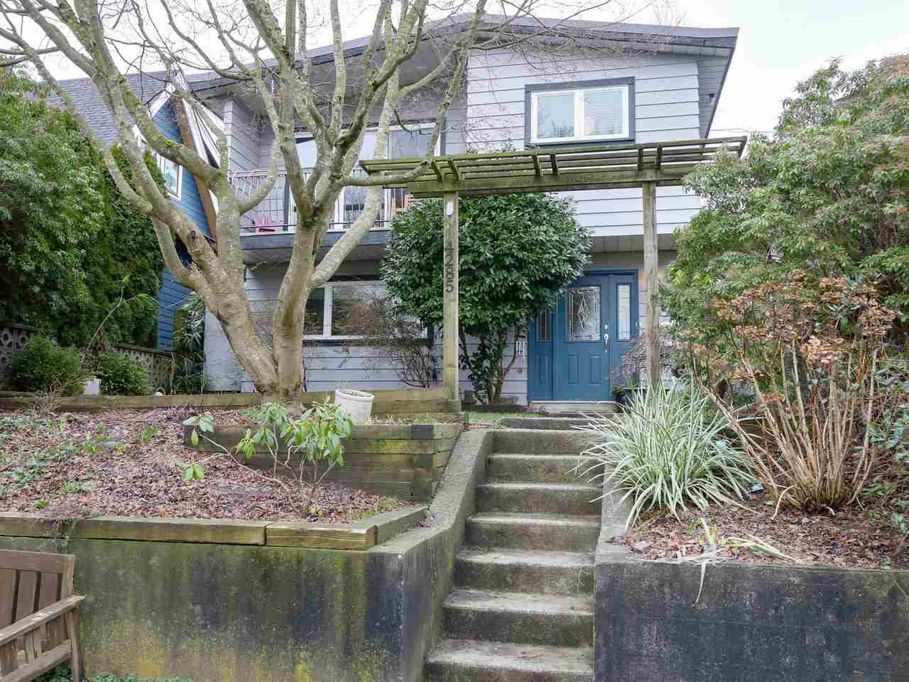 Main Photo: 4285 ST. GEORGE STREET in Vancouver: Fraser VE House for sale (Vancouver East)  : MLS®# R2433142