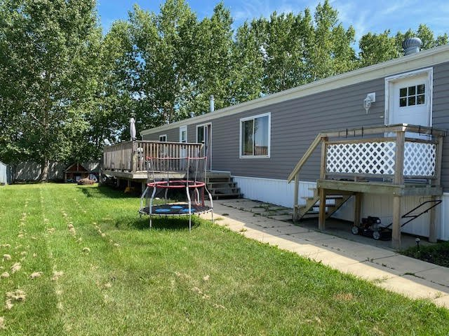 Main Photo: 1813 2A Street Crescent: Wainwright Manufactured Home for sale (MD of Wainwright)  : MLS®# 66265
