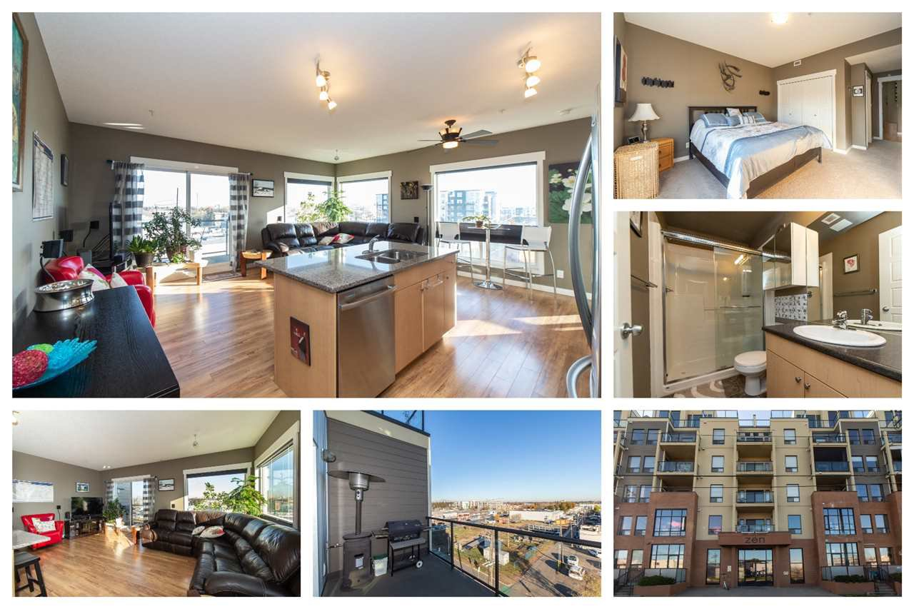 Main Photo: 503 11425 105 Avenue NW in Edmonton: Zone 08 Condo for sale : MLS®# E4208526