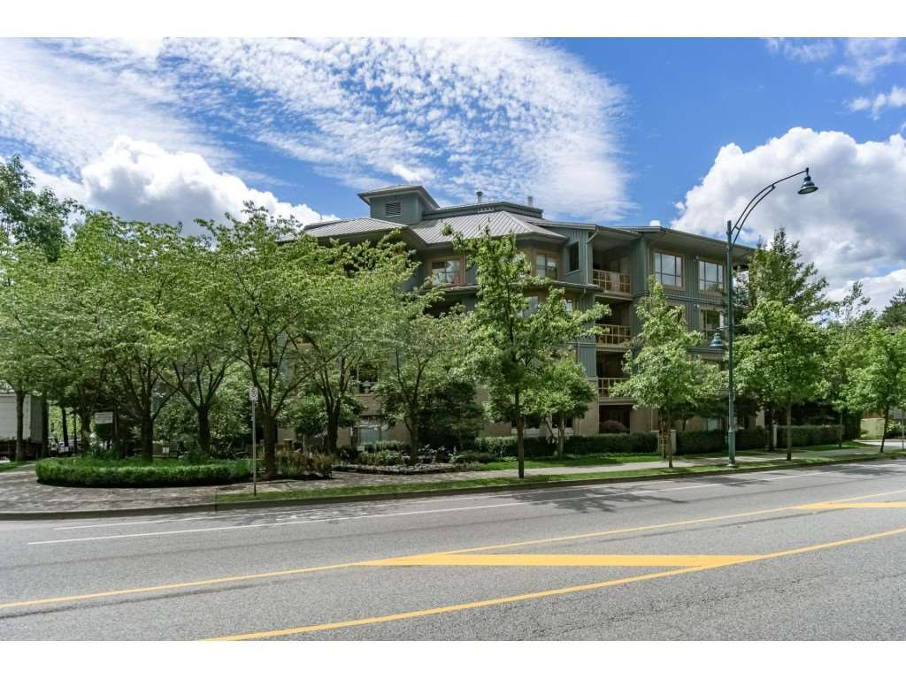"Main Photo: 218 285 NEWPORT Drive in Port Moody: North Shore Pt Moody Condo for sale in ""BELCARRA@NEWPORT VILLAGE"" : MLS®# R2495694"