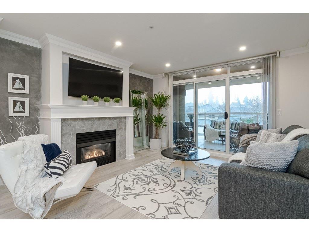 "Main Photo: 307 15155 22 Avenue in Surrey: Sunnyside Park Surrey Condo for sale in ""Villa Pacific"" (South Surrey White Rock)  : MLS®# R2522693"