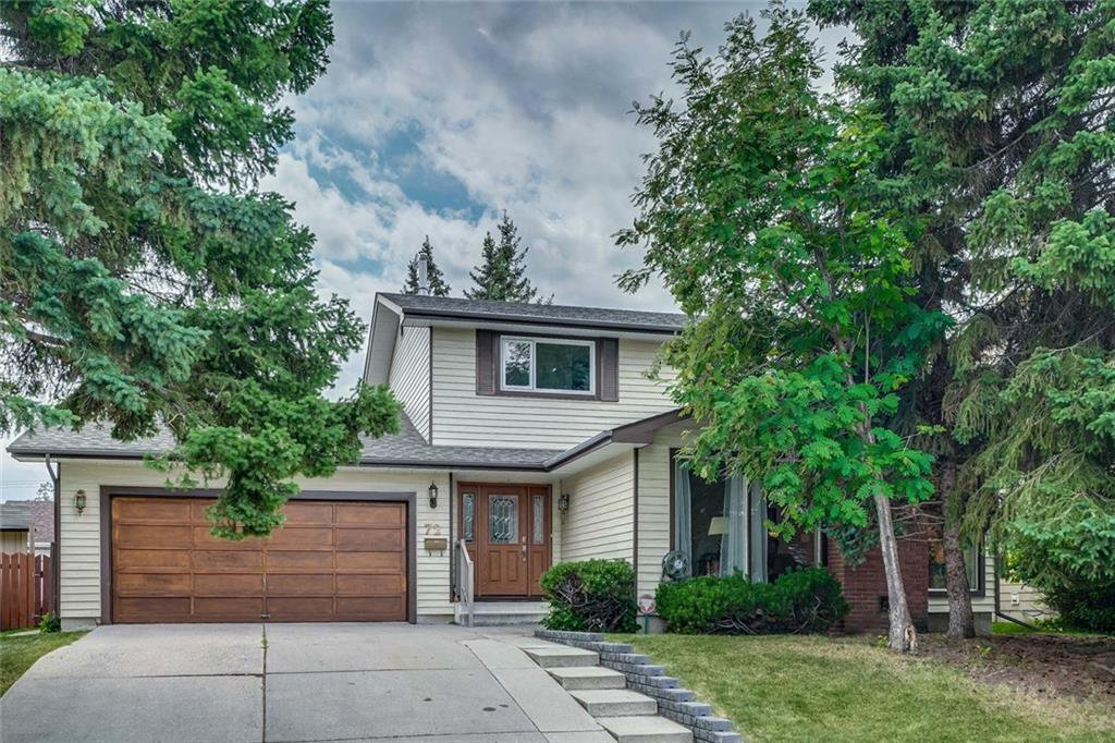Main Photo: 72 PALIS Way SW in Calgary: Palliser Detached for sale : MLS®# C4262535