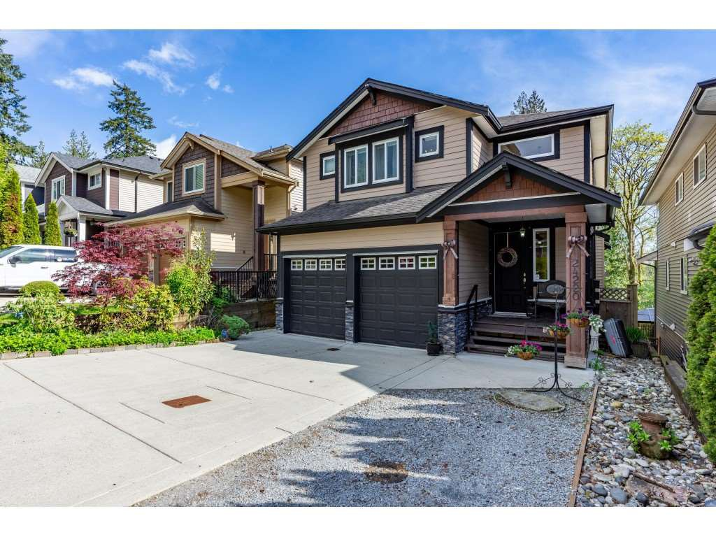 "Main Photo: 24220 103A Avenue in Maple Ridge: Albion House for sale in ""SPENCER'S RIDGE"" : MLS®# R2404330"