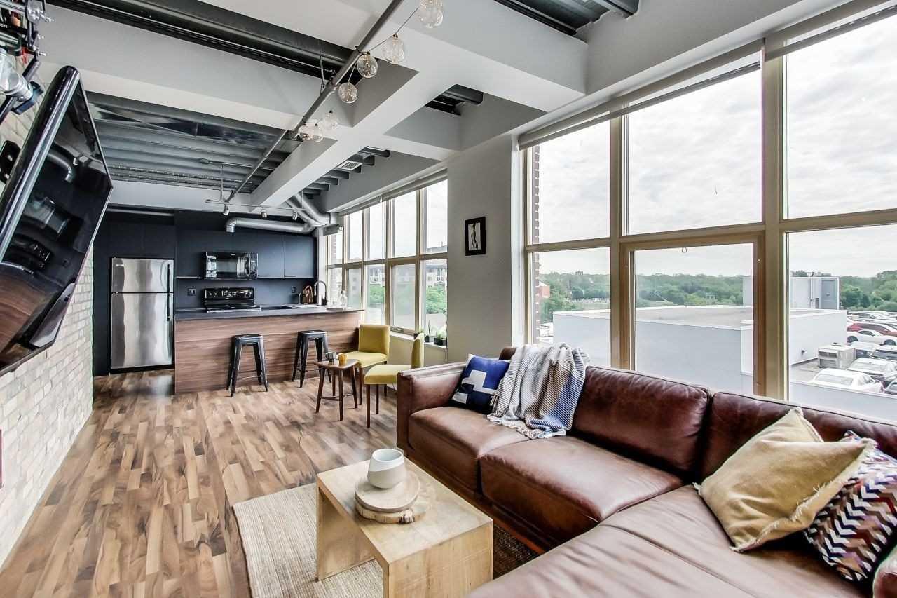 Main Photo: 603 736 E Dundas Street in Toronto: North St. James Town Condo for sale (Toronto C08)  : MLS®# C4574587