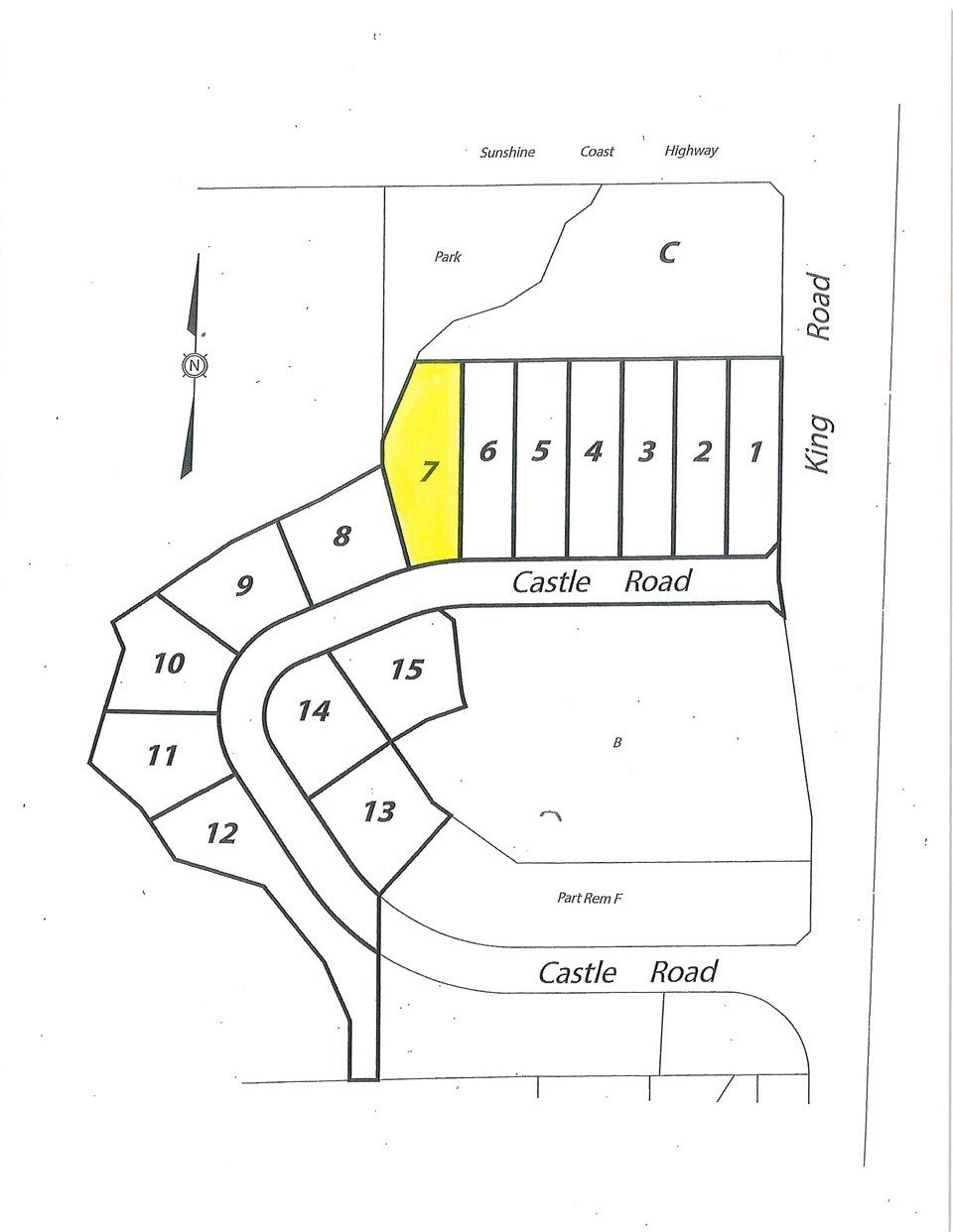 """Photo 1: Photos: LOT 7 CASTLE Road in Gibsons: Gibsons & Area Land for sale in """"KING & CASTLE"""" (Sunshine Coast)  : MLS®# R2422388"""