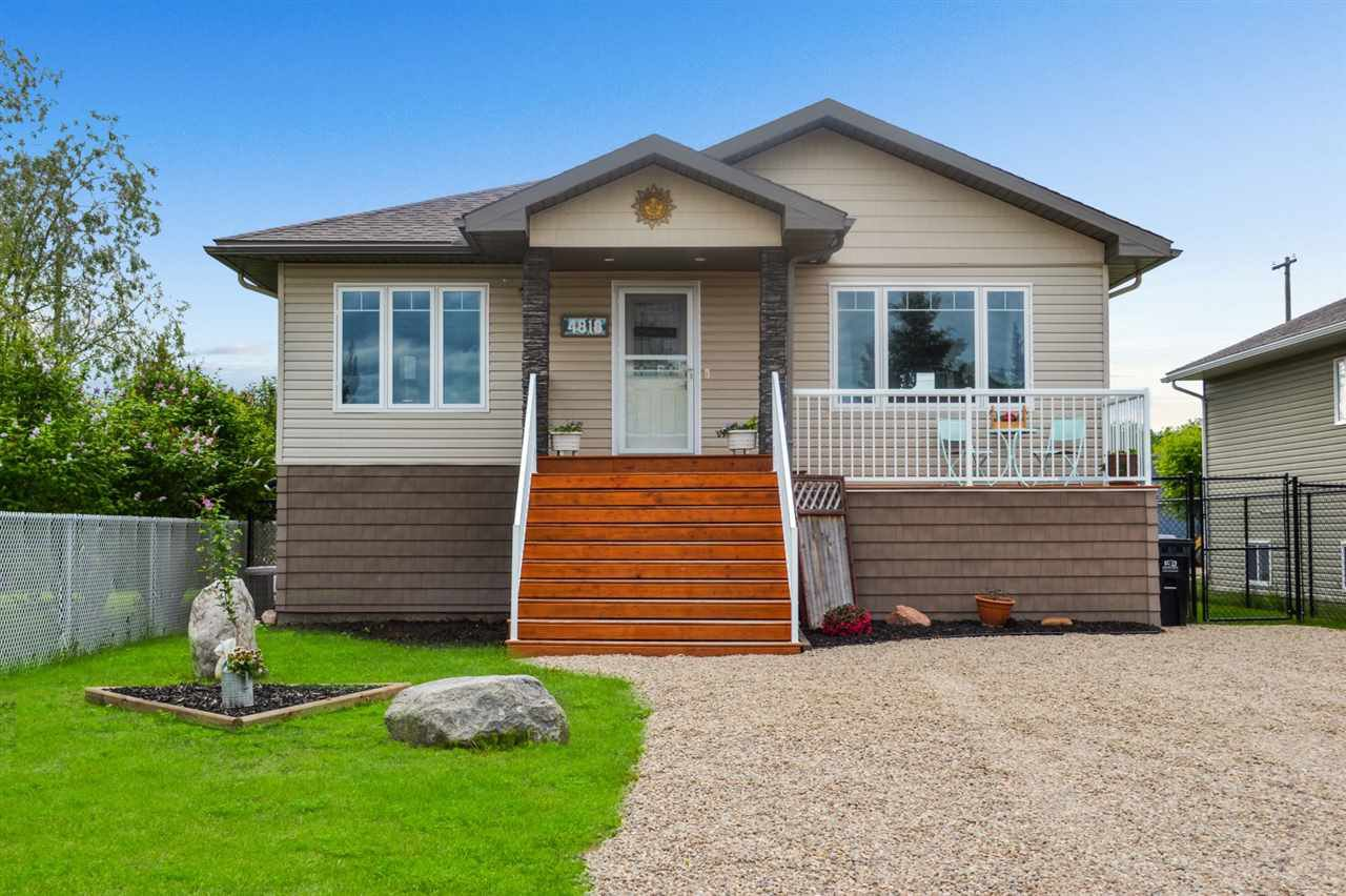Main Photo: 4818 51 Street: Ardmore House for sale : MLS®# E4202334