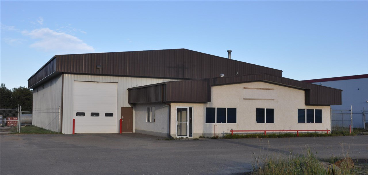 Main Photo: 5741 50A Street: Drayton Valley Industrial for sale : MLS®# E4211588