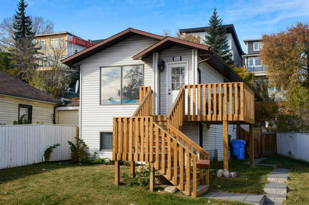 Main Photo: 1111 Maggie Street SE in Calgary: Ramsay Detached for sale : MLS®# A1042709