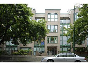 Main Photo: Arbutus West Terrace: 2130 W.12th Ave in Vancouver: Number of Units - 30 Condo for sale ()