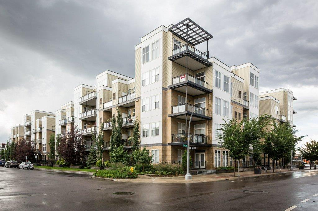 Main Photo: 218 10531 117 Street in Edmonton: Zone 08 Condo for sale : MLS®# E4166560