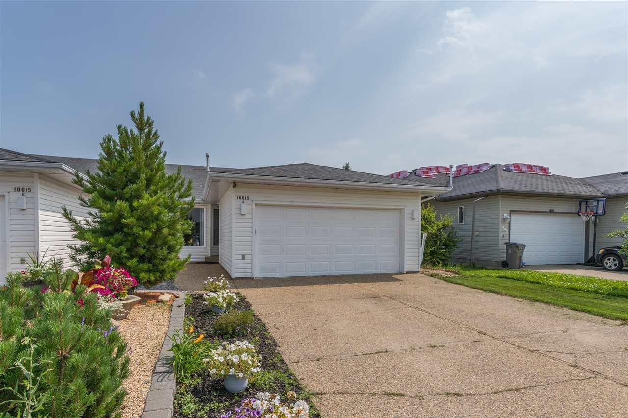 Main Photo: 10015A 106 Street: Morinville House Half Duplex for sale : MLS®# E4168230