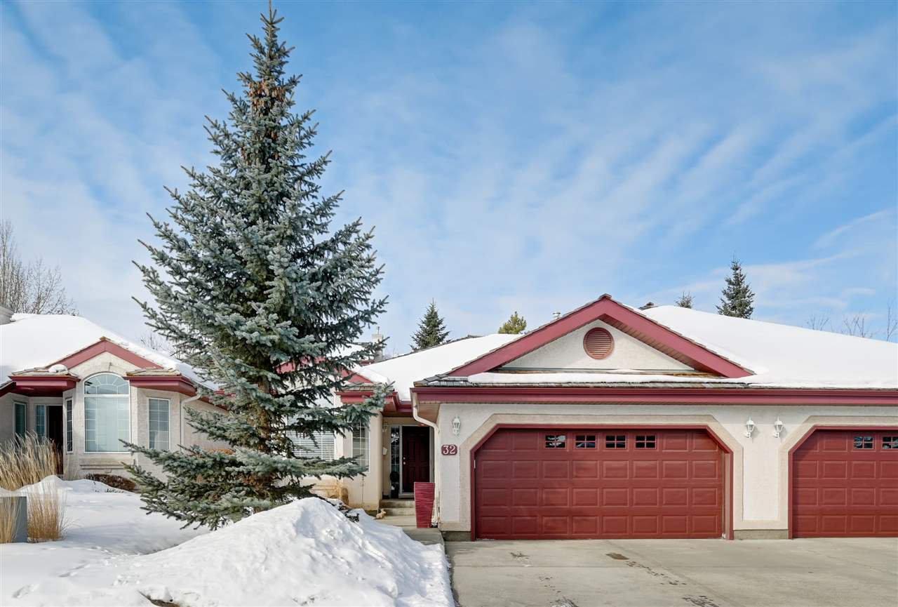 Main Photo: 32 1203 CARTER CREST Road in Edmonton: Zone 14 House Half Duplex for sale : MLS®# E4191988
