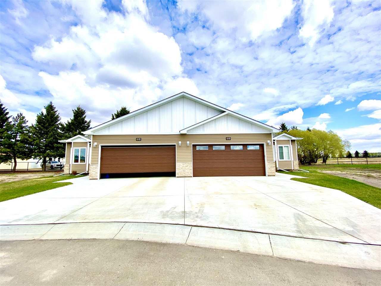 Main Photo: 12/13 6519 46 Street: Wetaskiwin House Half Duplex for sale : MLS®# E4196509