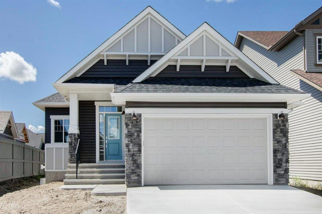 Main Photo: 352 BAYSIDE Crescent SW: Airdrie Detached for sale : MLS®# A1014396