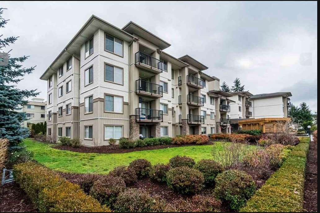 Main Photo: 110 32063 MT WADDINGTON AVENUE in Abbotsford: Abbotsford West Condo for sale : MLS®# R2440397