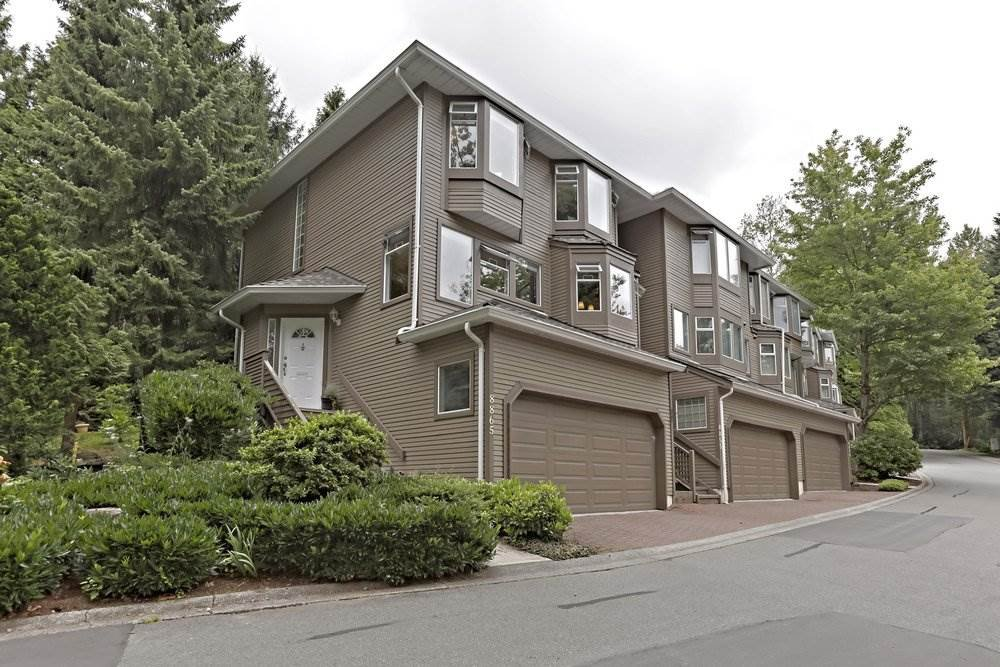 """Main Photo: 8865 FINCH Court in Burnaby: Forest Hills BN Townhouse for sale in """"PRIMROSE HILL"""" (Burnaby North)  : MLS®# R2388063"""