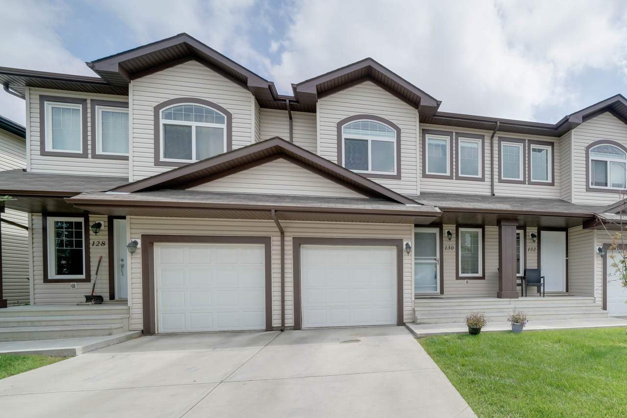 Main Photo: 130 101 DEER VALLEY Drive: Leduc House Half Duplex for sale : MLS®# E4168379