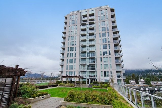 Photo 1: Photos: 1408-135 E. 17th St in North Vancouver: Central Lonsdale Condo for rent