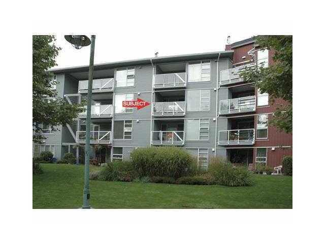 Main Photo: 310 1880 E KENT AVE SOUTH AVENUE in : South Marine Condo for sale : MLS®# V924059