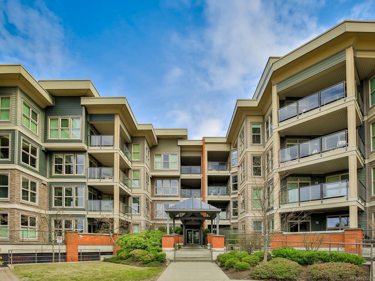 Main Photo: 215 6310 McRobb Ave in NANAIMO: Na North Nanaimo Condo for sale (Nanaimo)  : MLS®# 829221