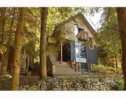 Main Photo: 1225 ADAMS Road: Bowen Island Home for sale ()  : MLS®# V645285