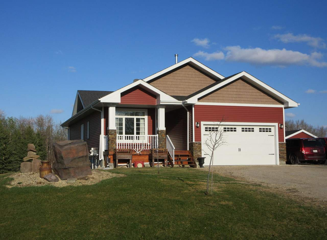 Main Photo: 19 52229 RGE RD 25: Rural Parkland County House for sale : MLS®# E4193972