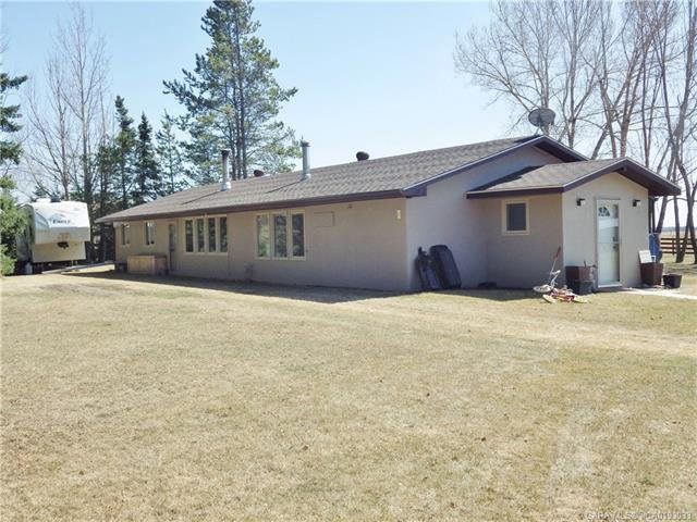 Main Photo: 50027 Highway 53 in Rural Ponoka County: Agri-Business for sale : MLS®# CA0193033