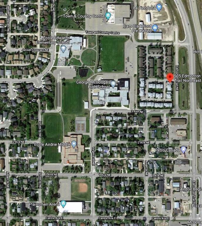 Photo 42: Photos: 29 505 Edmonton Trail NE: Airdrie Row/Townhouse for sale : MLS®# A1029452
