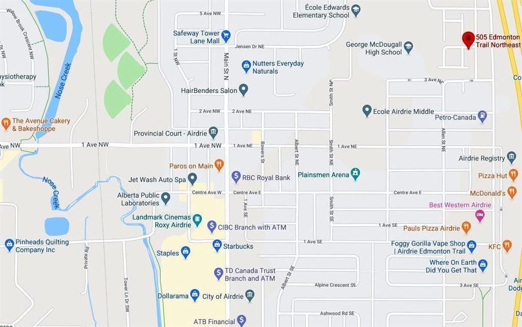 Photo 41: Photos: 29 505 Edmonton Trail NE: Airdrie Row/Townhouse for sale : MLS®# A1029452