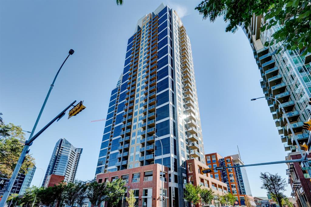 Main Photo: 903 1320 1 Street SE in Calgary: Beltline Apartment for sale : MLS®# A1042101
