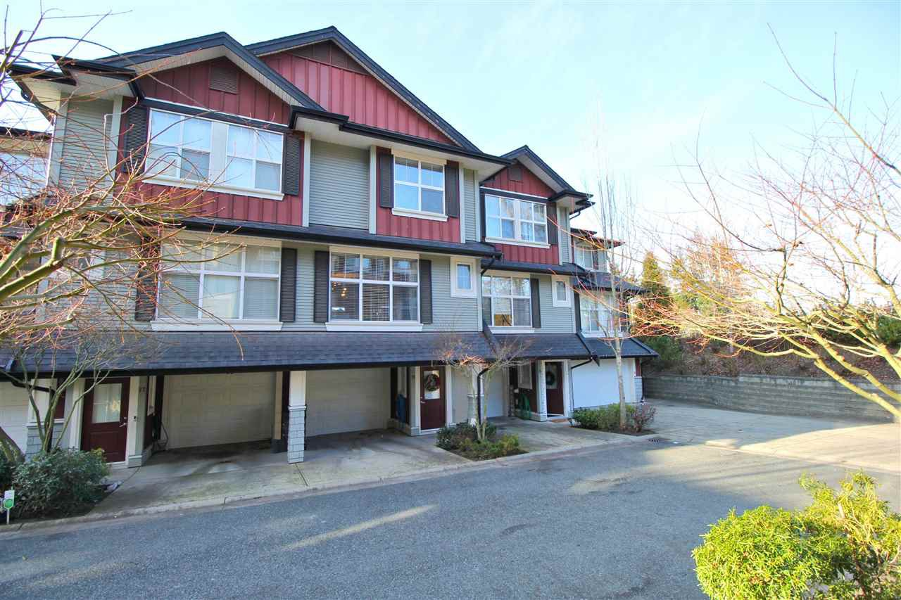 "Main Photo: 76 18199 70 Avenue in Surrey: Cloverdale BC Townhouse for sale in ""Augusta"" (Cloverdale)  : MLS®# R2422353"