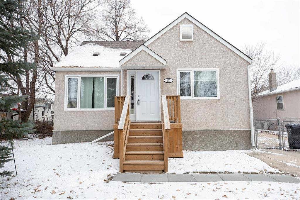 Main Photo: 277 Oakland Avenue in Winnipeg: Residential for sale (3F)  : MLS®# 1927775
