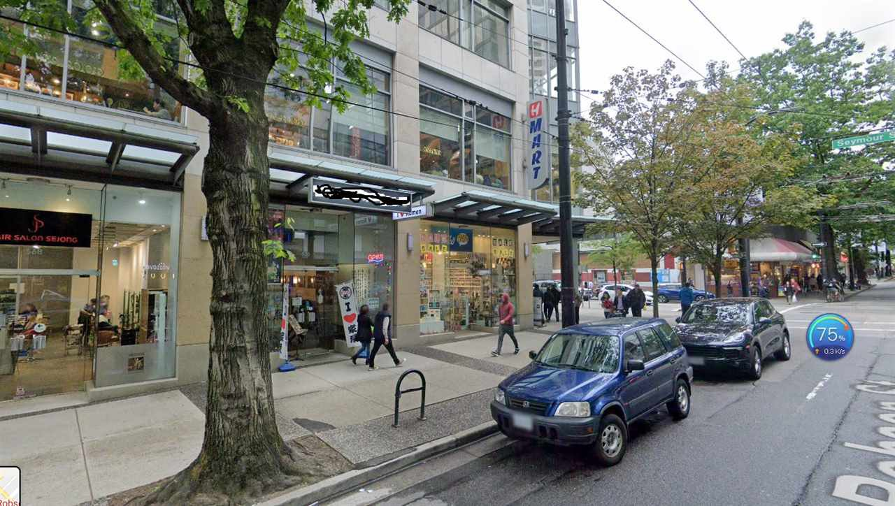 Main Photo: 570 ROBSON Street in Vancouver: Downtown VW Business for sale (Vancouver West)  : MLS®# C8032277