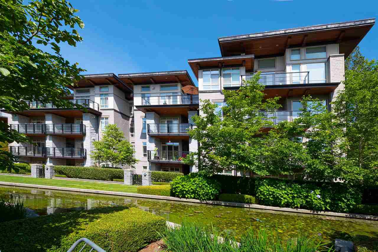 "Main Photo: 421 5777 BIRNEY Avenue in Vancouver: University VW Condo for sale in ""Pathways"" (Vancouver West)  : MLS®# R2470435"