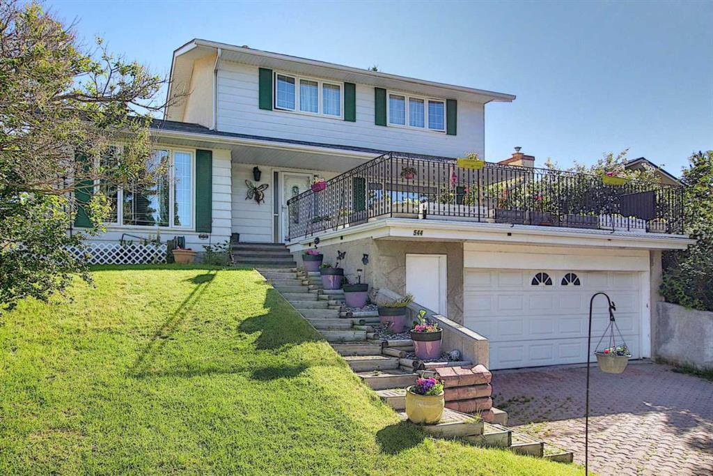 Main Photo: 544 DALMENY Hill NW in Calgary: Dalhousie Detached for sale : MLS®# A1011169