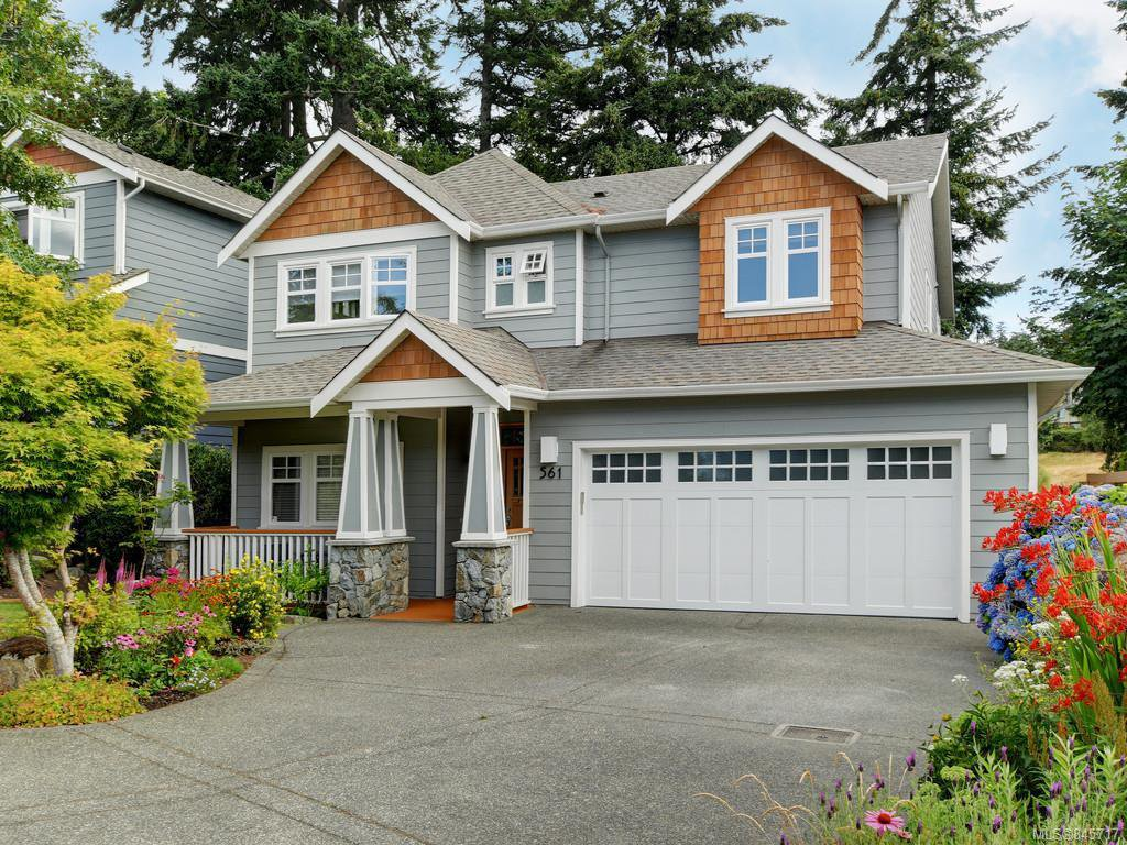 Main Photo: 561 Caselton Pl in : SW Royal Oak Single Family Detached for sale (Saanich West)  : MLS®# 845717