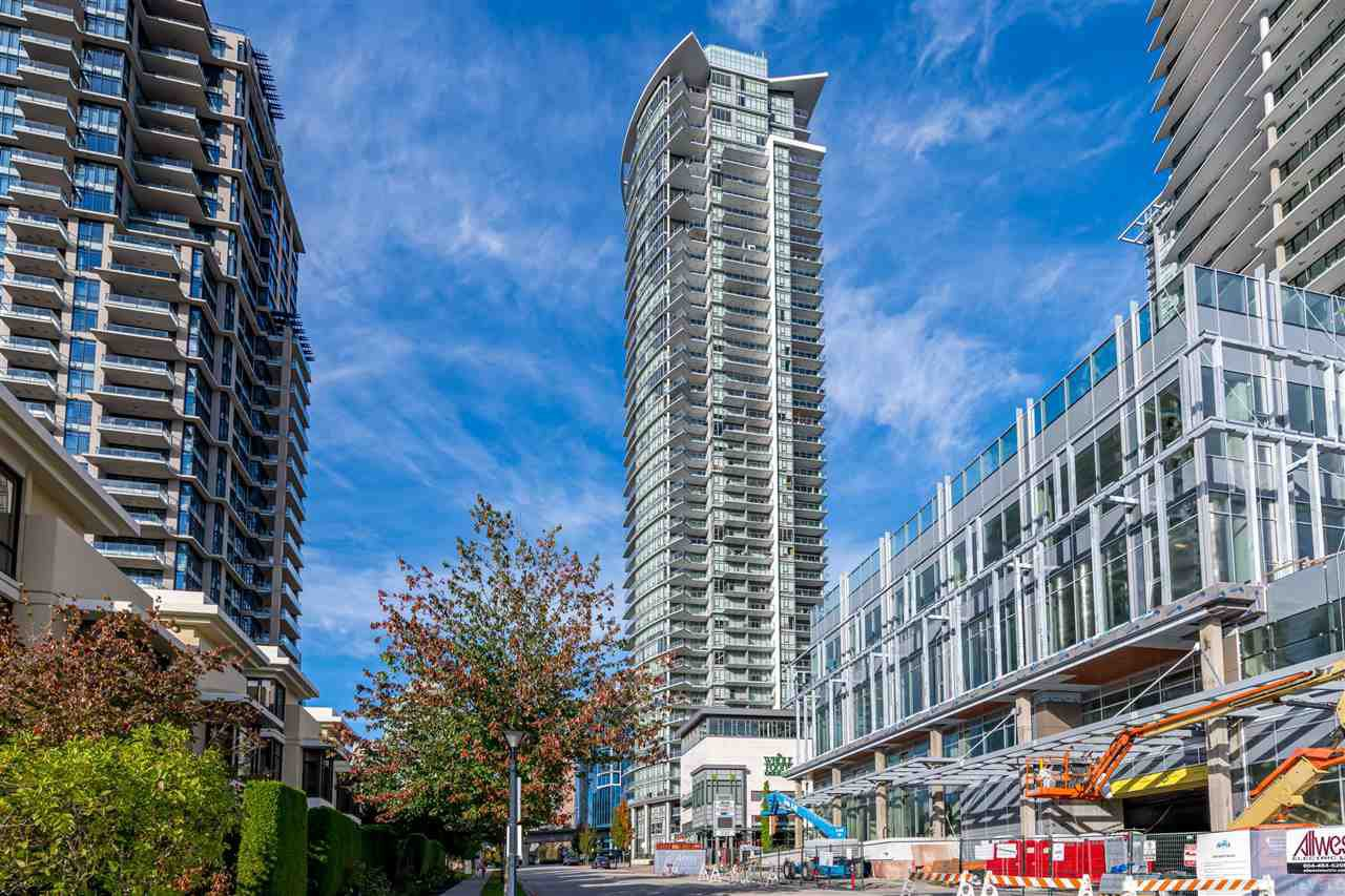 "Main Photo: 2706 2008 ROSSER Avenue in Burnaby: Brentwood Park Condo for sale in ""SOLO"" (Burnaby North)  : MLS®# R2510358"