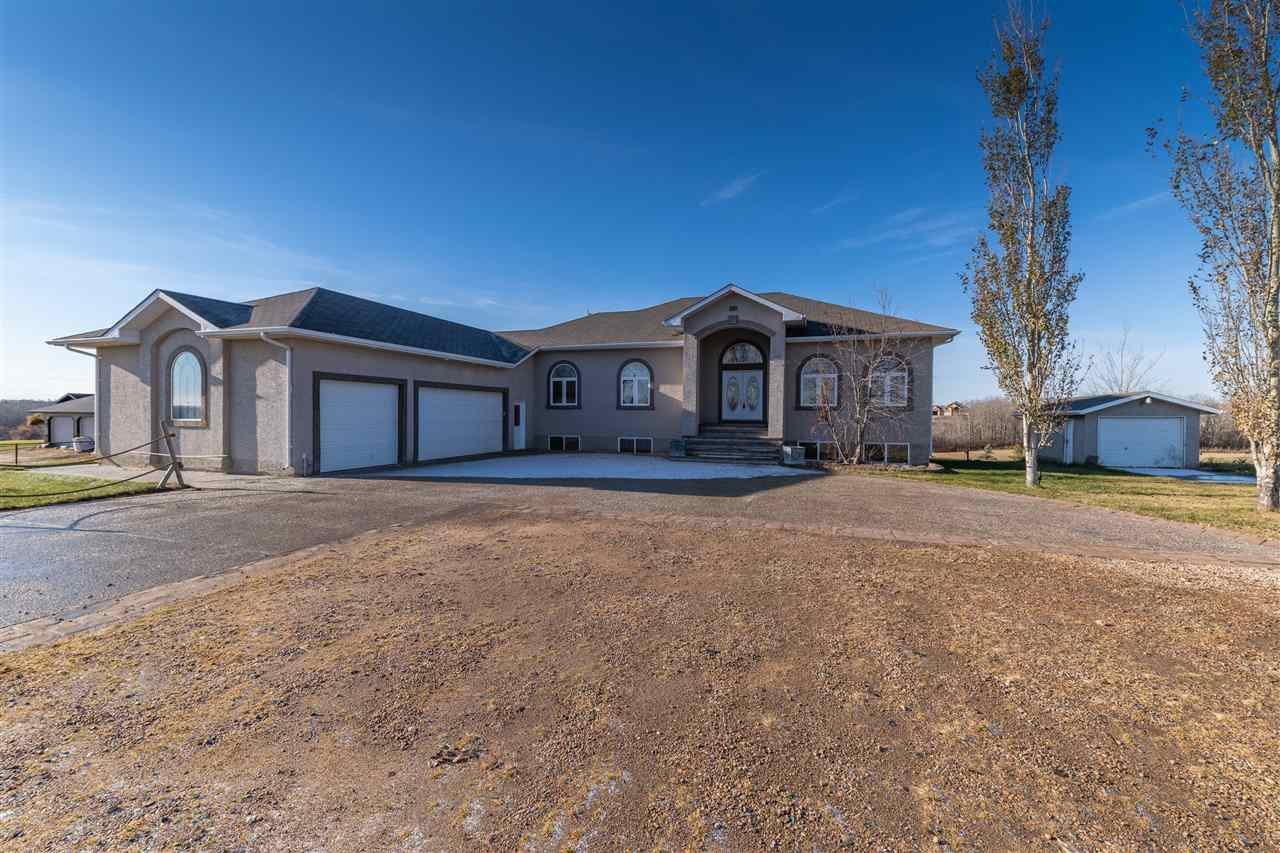 Main Photo: : Rural Sturgeon County House for sale : MLS®# E4219010