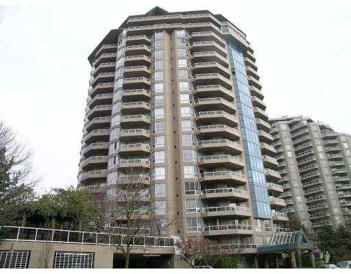 "Main Photo: 701 1235 QUAYSIDE DR in New Westminster: Quay Condo for sale in ""THE RIVIERA"" : MLS®# V596736"