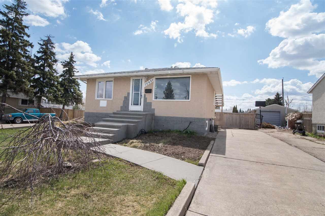 Main Photo: 15951 106A Avenue in Edmonton: Zone 21 House for sale : MLS®# E4167714