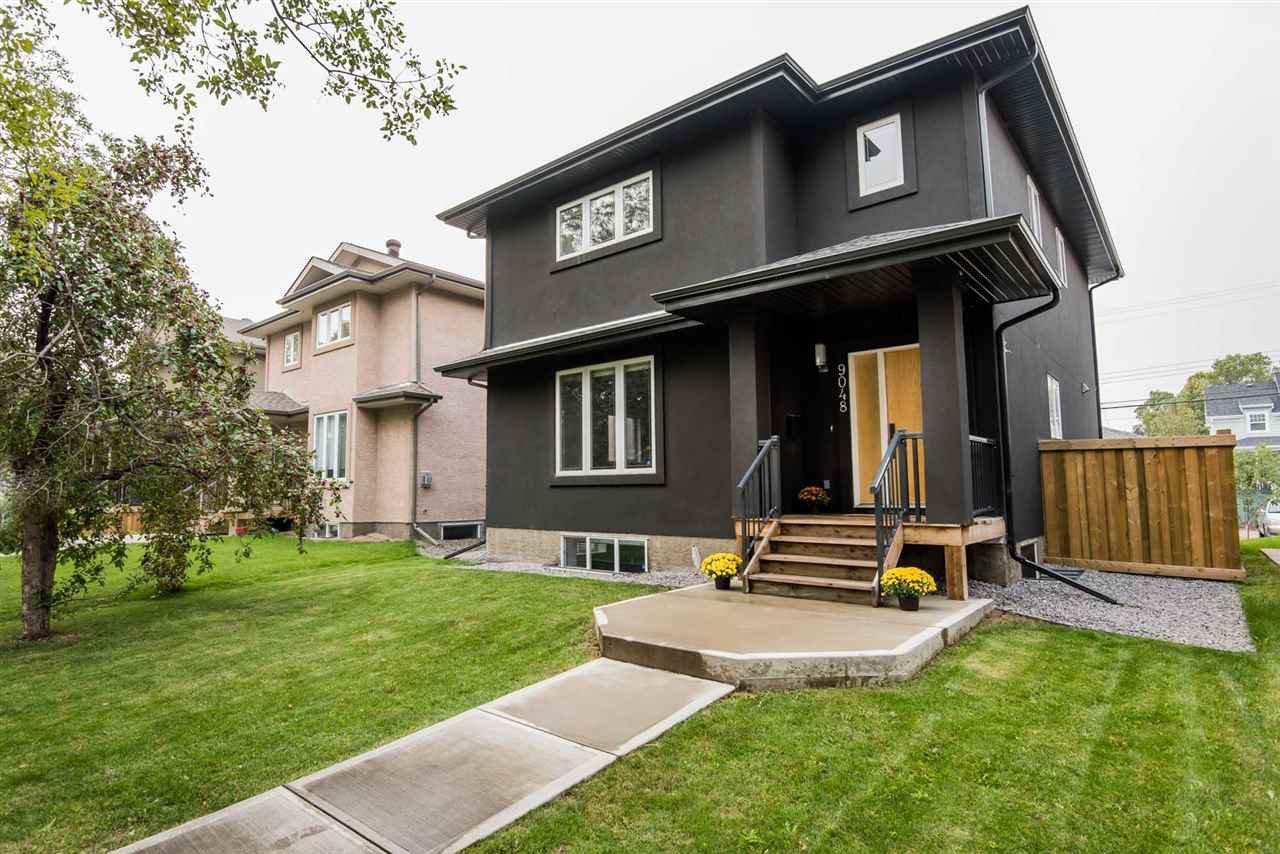 Main Photo: 9048 92 Street in Edmonton: Zone 18 House for sale : MLS®# E4168756