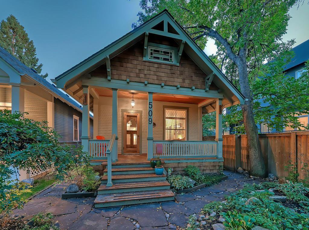 Main Photo: 509 10 Avenue NE in Calgary: Renfrew Detached for sale : MLS®# C4267699