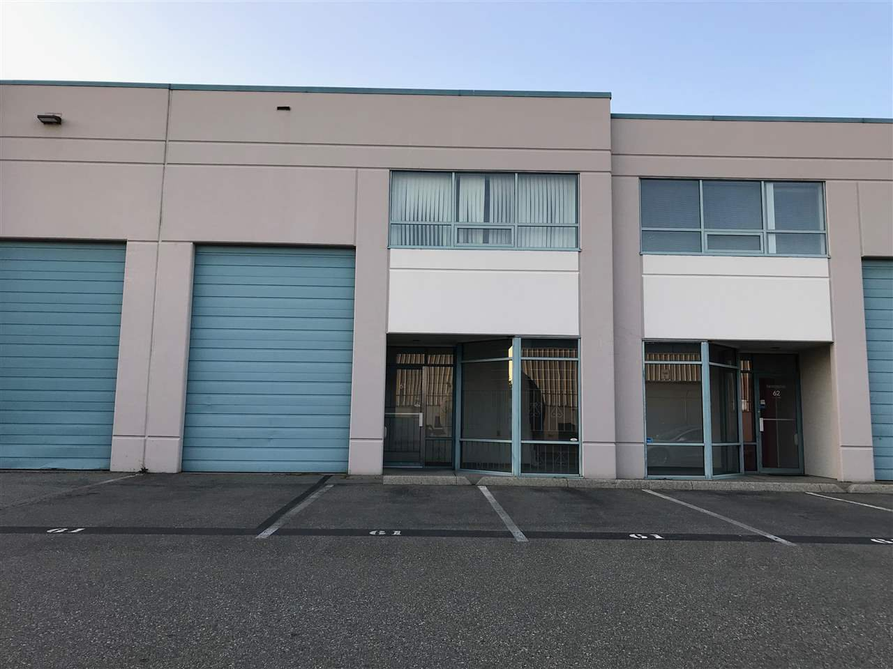 Main Photo: 61 1833 COAST MERIDIAN Road in Port Coquitlam: Mary Hill Industrial for lease : MLS®# C8029849