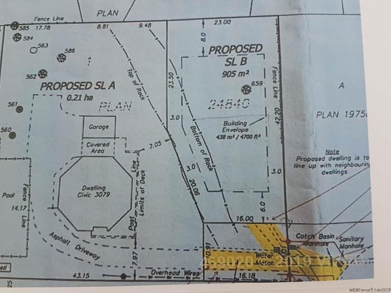 Main Photo: SL-B Hawthorne St in CHEMAINUS: Du Chemainus Land for sale (Duncan)  : MLS®# 838251