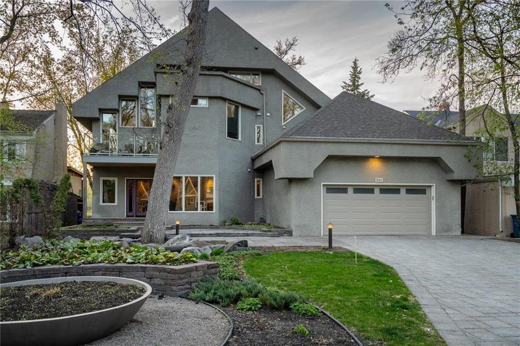 Main Photo: 361 Kingston Crescent in Winnipeg: St Vital Residential for sale (2C)  : MLS®# 202010767