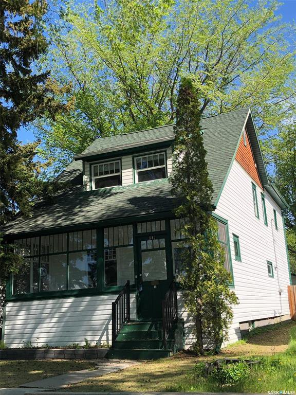 Main Photo: 817 15th Street East in Saskatoon: Nutana Residential for sale : MLS®# SK810578