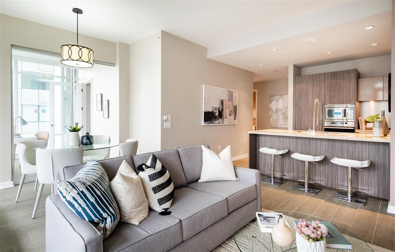 """Main Photo: 408 1633 ONTARIO Street in Vancouver: False Creek Condo for sale in """"KAYAK-Village on The Creek"""" (Vancouver West)  : MLS®# R2471926"""